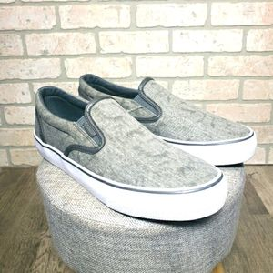 LUGZ Clipper 2 Slip On Shoes Grey Size 8.5